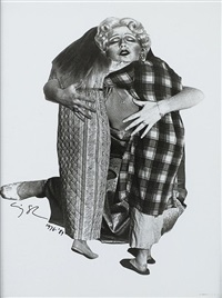 sans titre (mother and children) by cindy sherman