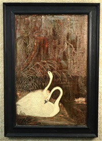 swan panel by max kuehne