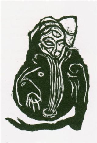 3 blatt aus aus der serie im inneren frisst das helle das dunkle 3 works by carsten nicolai