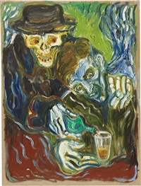 the bitter cup by billy childish