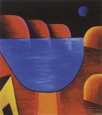 blue moon by karen hayman
