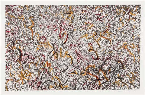 october andthe passing 2 works by mark tobey