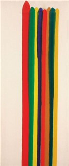 red go by morris louis