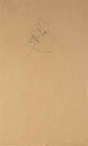 figura femminile by alberto giacometti