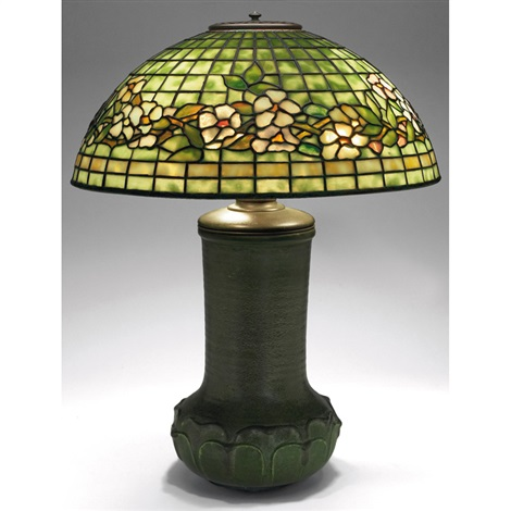 lamp by tiffany studios