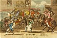 a city pageant by john cawse