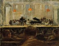 the concert by bernard gussow