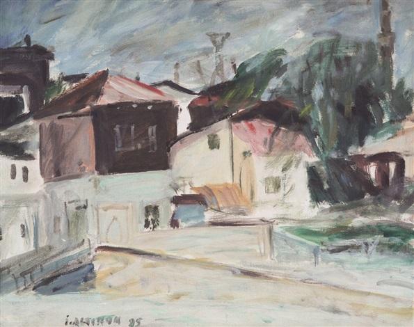 landscape by ismail altinok