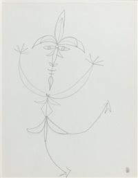 chevre-pied dansant by jean cocteau