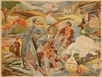 orchestre en ukraine by ilya kagan