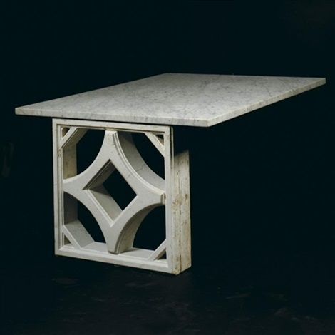 dining table by edward durell stone