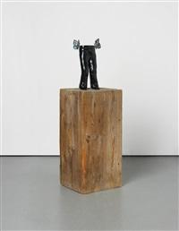 a little sculpture about falling in love by klara kristalova