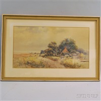 country farmstead by the coast by frank f. english