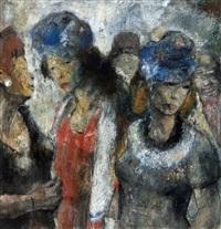 le trio by alex wauters
