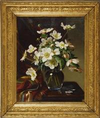 floral still life by emma mulvad