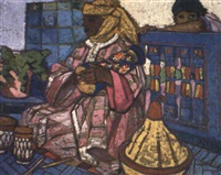 femmes, maroc by marcelle ackein