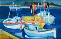 les bateaux by marie astoin