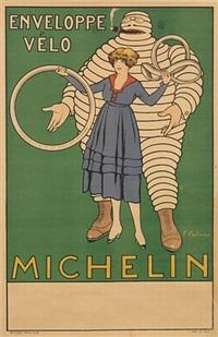 michelin/enveloppe vélo by fabien fabiano
