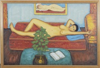 the nude by george spivey