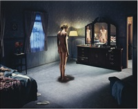 untitled (woman stain) by gregory crewdson