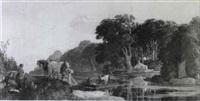 the ferry crossing by george haydock dodgson