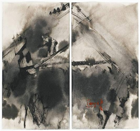 composition in 2 parts by tang haywen