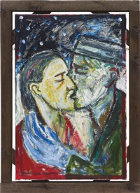 the kiss by billy childish