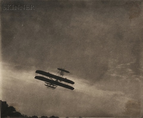 the aeroplane by alfred stieglitz