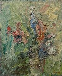 bouquet by eugène leroy