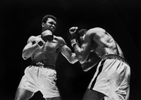 mohammed ali vs ernie terell, houston by walter iooss the younger