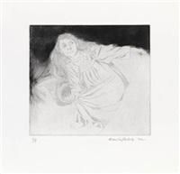 ida with her wunderhorn by maurice sendak