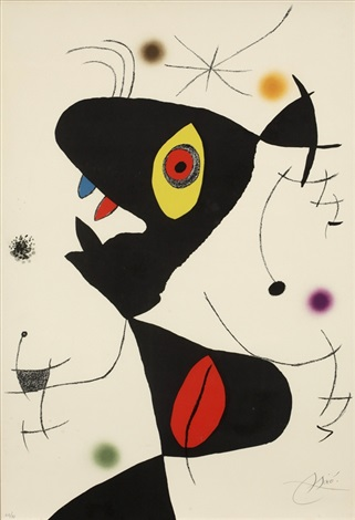 pl6 from oda a joan miro by joan miró