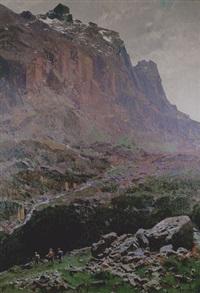 valle de valdeón, picos de europa by miguel acevedo