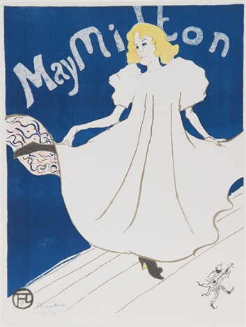 may milton by henri de toulouse lautrec