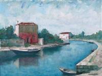 paesaggio by silvio consadori