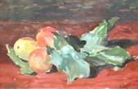 frutta e foglie by francesco menzio