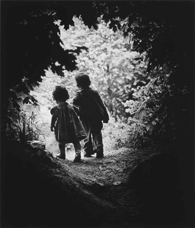 the walk to paradise garden by w eugene smith