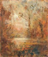 paysage de loire by louis noirot