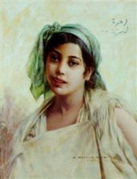 le foulard vert by georges gasté