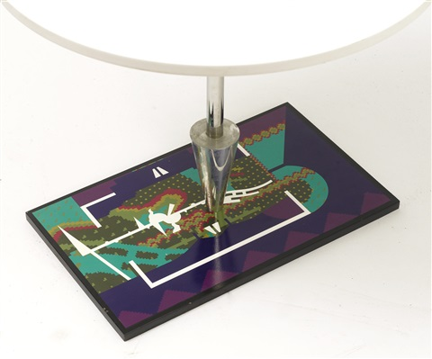 table dappoint model fast design by alessandro mendini