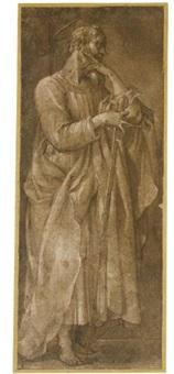 saint paul by cavaliere giovanni baglione