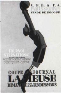 la meuse/ coupe du journal by posters: sports - soccer