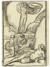 der jungbrunnen by ludwig von hofmann