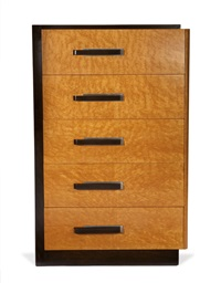 chest of drawers by donald deskey