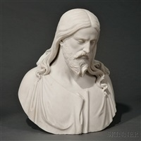bust of jesus christ by anonymous (19)