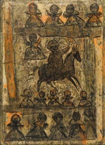 composition au cavalier by al shimaa gamal mahmoud