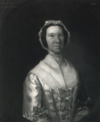 portrait of mrs. james craig, nee dundas by william millar