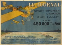 le journal circuit europeen d'aviation by henri gervèse