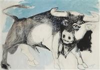 le toro de palma by bernard lorjou