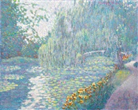 after monet by adams